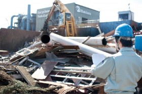 金属スクラップ・廃棄物リサイクル3
